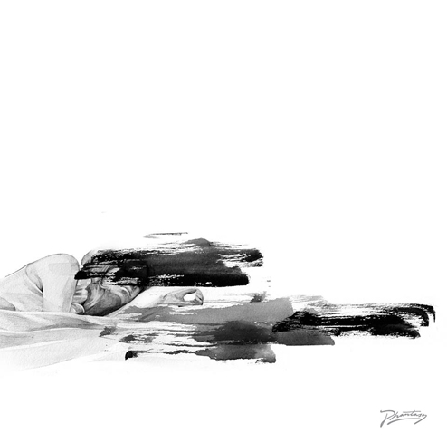 Daniel Avery Knowing We'll Be Here Artwork