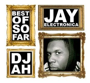 Jay Electronica A Million In The Morning Artwork