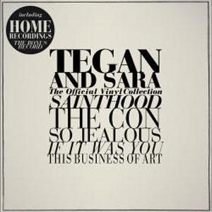 Tegan and Sara Back In Your Head Artwork
