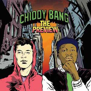 Chiddy Bang Bad Day (Ft. Darwin Deez) Artwork