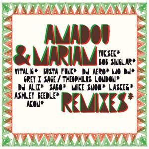 Amadou & Mariam - Sabali (Miike Snow Remix)