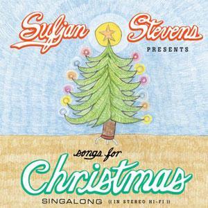 Sufjan Stevens That Was the Worst Christmas Ever Artwork