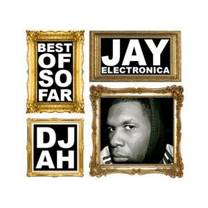 Jay Electronica Exhibit A (Transformations) Artwork