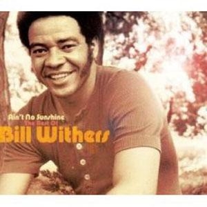 Bill Withers Ain't No Sunshine When She's Gone Artwork