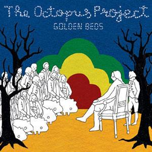 The Octopus Project Wet Gold Artwork