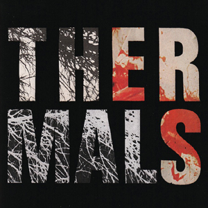 The Thermals The Sunset Artwork