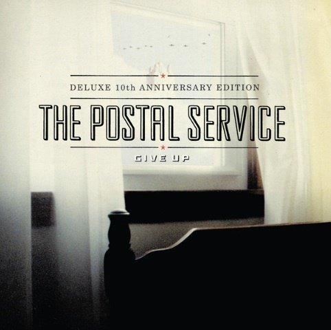 The Postal Service Turn Around Artwork
