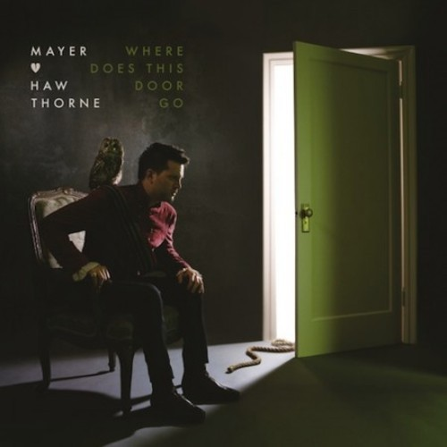 Mayer Hawthorne Crime (Ft. Kendrick Lamar) Artwork