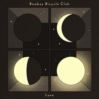 Bombay Bicycle Club Luna Artwork