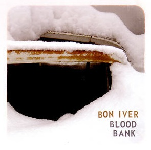 Bon Iver Blood Bank Artwork