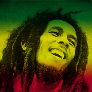 Bob Marley Like A Rolling Stone (Bob Dylan cover) Artwork
