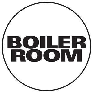 DOOM Boiler Room Set Artwork
