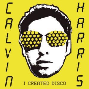 Calvin Harris Stars Come Out Artwork