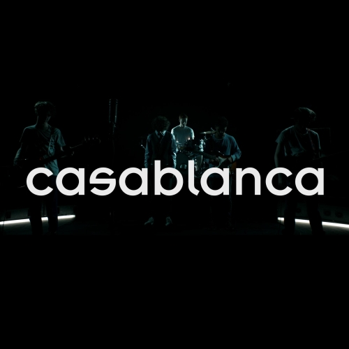 Casablanca Yes Artwork