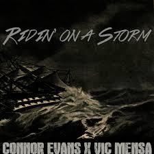 Connor Evans Ridin' On A Storm Artwork
