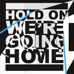 Drake Hold On, We're Going Home (Ft. Majid Jordan) Artwork