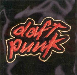 Daft Punk Da Funk Artwork