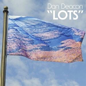 Dan Deacon Lots Artwork