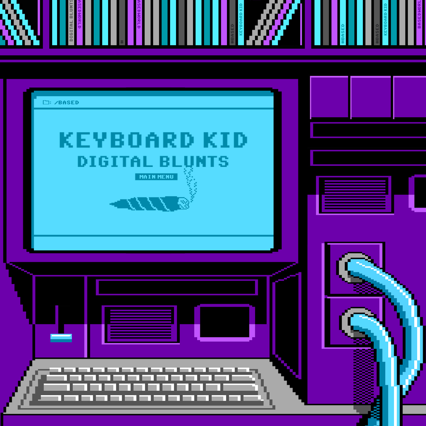 Keyboard Kid 206 - In the Trees