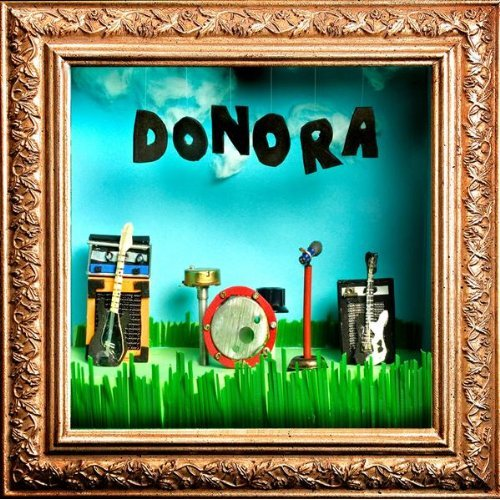 Donora Shout Artwork