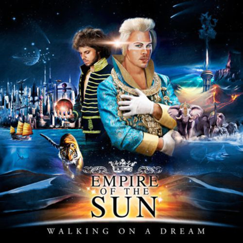 Empire of the Sun Standing on The Shore Artwork