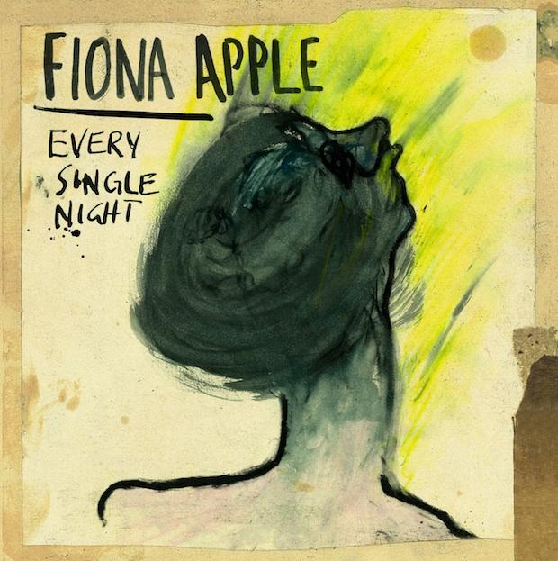 Fiona Apple Every Single Night Artwork