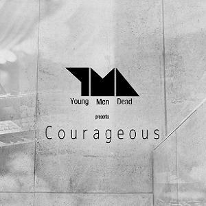 Young Men Dead Courageous Artwork