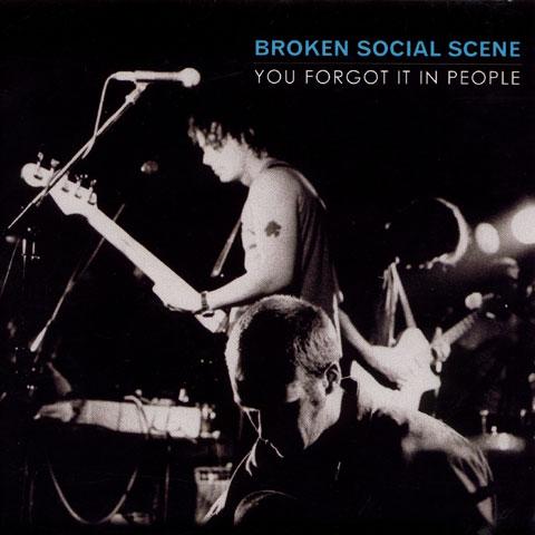 Broken Social Scene Pacific Theme Artwork