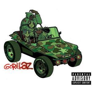 Gorillaz - Clint Eastwood (Ed Case Sweetie Irie Re-Fix)