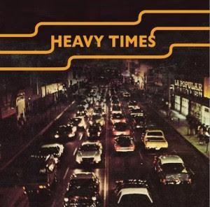 Heavy Times Future City Artwork