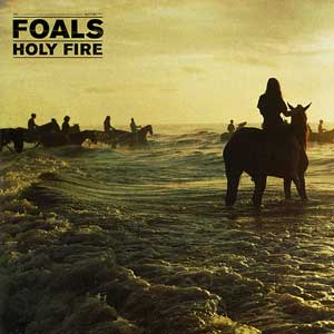 Foals My Number Artwork