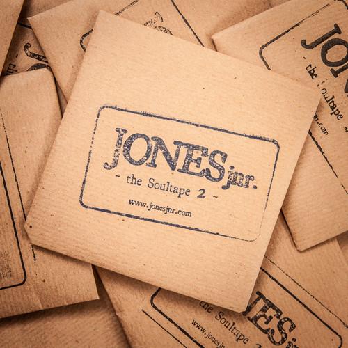 JONES Jnr. - I Love The Way