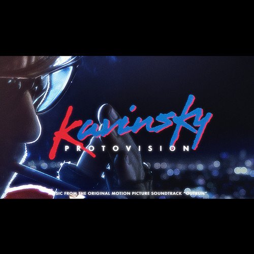 Kavinsky ProtoVision (Boys Noize Remix) Artwork