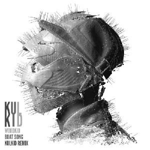 Woodkid Boat Song (Kulkid Remix) Artwork