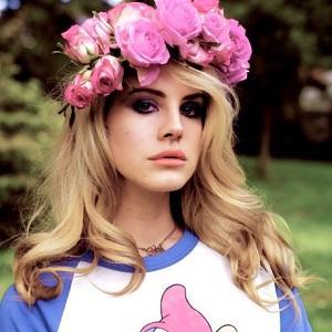 Lana Del Rey Yayo Artwork