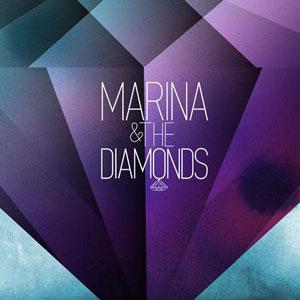 Marina & The Diamonds Hollywood (Fenech-Soler Remix) Artwork