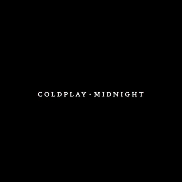 Coldplay Midnight Artwork