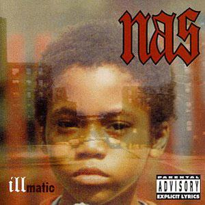 Nas The World Is Yours Artwork
