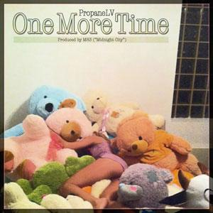 PropaneLV - One More Time (Ft. M83)
