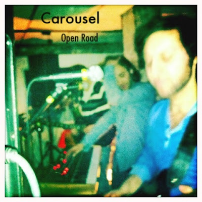 Carousel Open Road Artwork