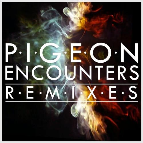 Pigeon Encounters (Airwolf Remix) Artwork
