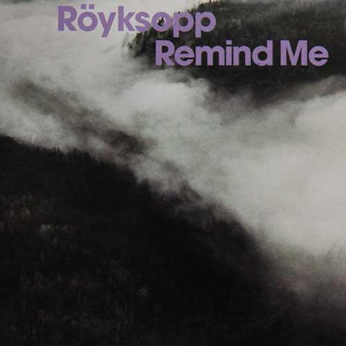 Röyksopp  Artwork