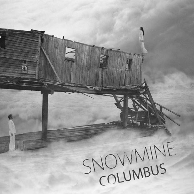 SNOWMINE Columbus Artwork