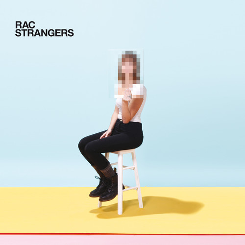 RAC Ready For It (Ft. St. Lucia) Artwork
