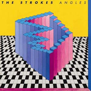 The Strokes Call Me Back Artwork