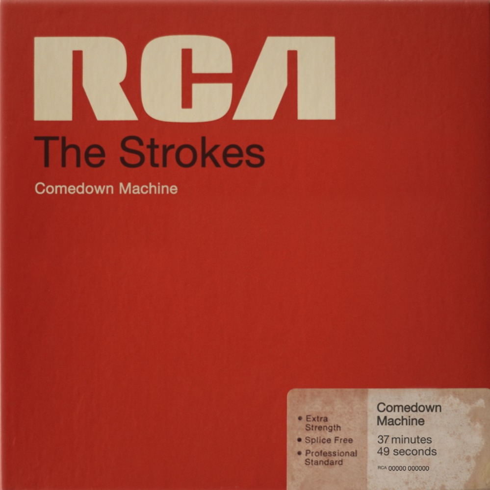 The Strokes Tap Out Artwork