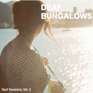 Deaf Bungalows The Force Artwork