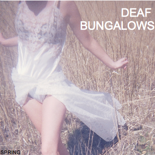 Deaf Bungalows All In Forms (Letherette Remix) Artwork