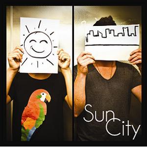 Sun City City Lights Artwork