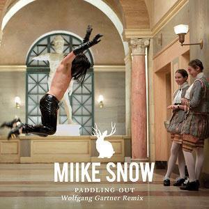 Miike Snow Paddling Out (Wolfgang Gartner Remix) Artwork